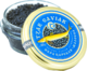 "Gourmet Partners Tzar Delicates ""Beluga Caviar Alternative"" blue - sklenice, 100g - 1/4"