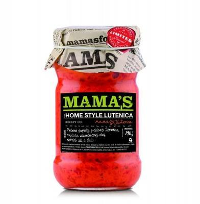 Mamas Lutenica Home Made Mamas, 290g